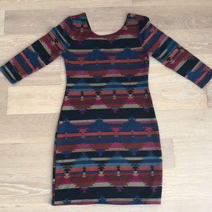 American Rag Boho Dress